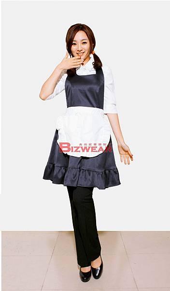 雙小荷葉裙擺洋裝圍裙.jpg