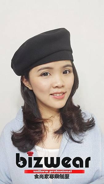 黑色毛料童軍帽1.jpg