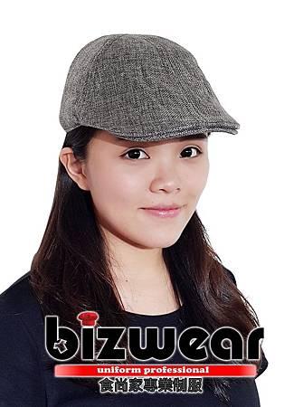 深灰色透氣報僮帽.jpg