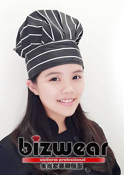 黑白條紋大香菇 (1)