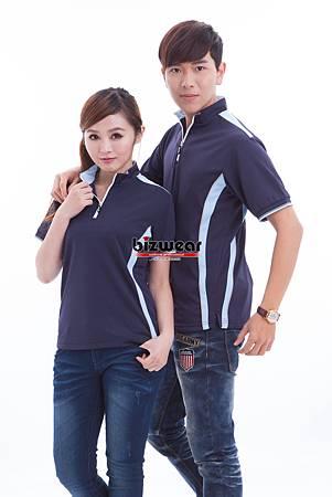拉鍊Polo腰身配色-深藍色1.jpg