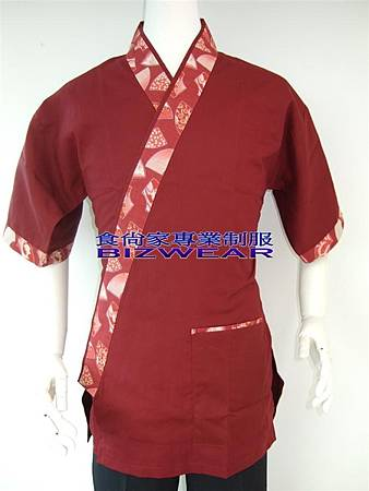 素棗紅-紅色扇子領.jpg