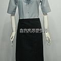 半身圍裙M