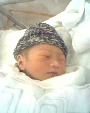 姪女剛出生
