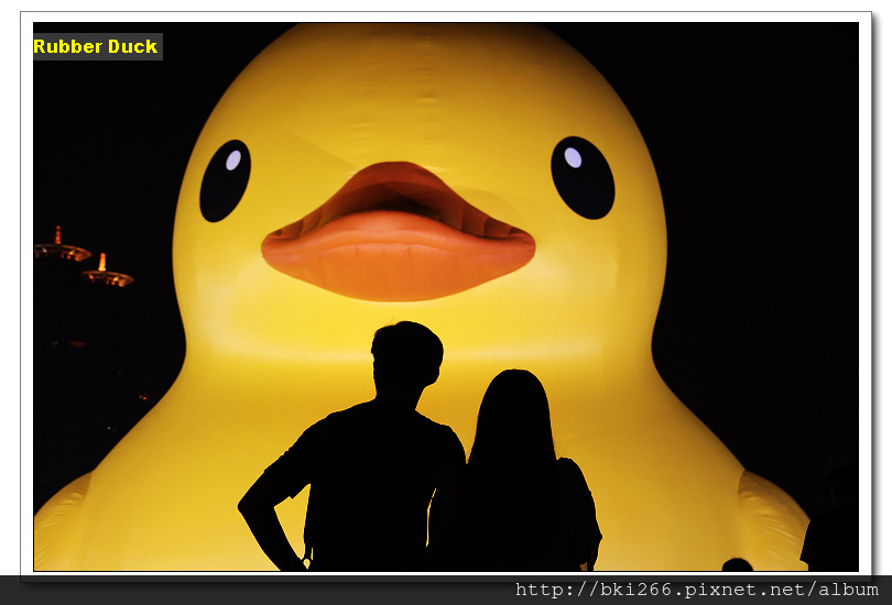 2013 Rubber Duck 黃色小鴨在高雄