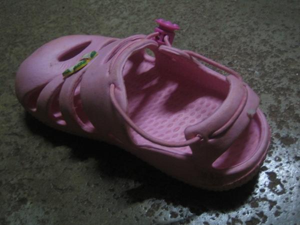 會笑的鞋子