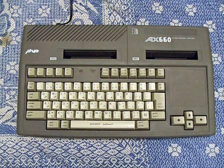 MSX  AX-660