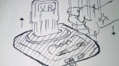 VR卡匣跳起來