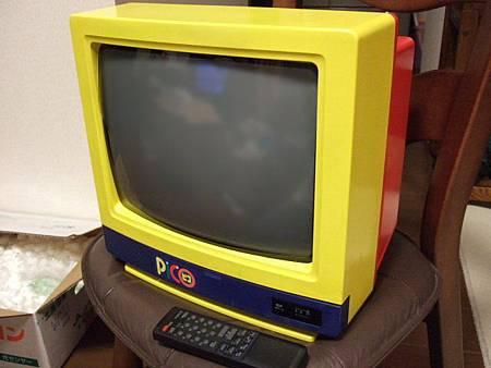 pico 內藏型電視