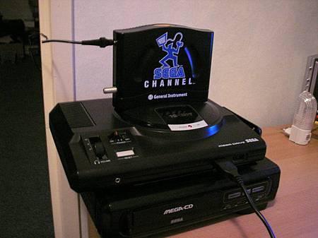 Sega channel (E)