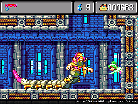 怪物世界4  Monster World IV (J) [!]006