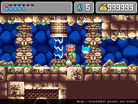 怪物世界4  Monster World IV (J) [!]018