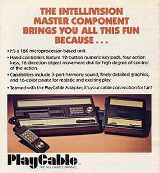 Intellivision's PlayCable 02