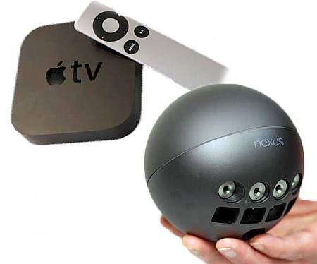 NexusQ vs appletv