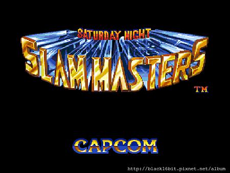 摔角霸王Saturday Night Slam Masters 000