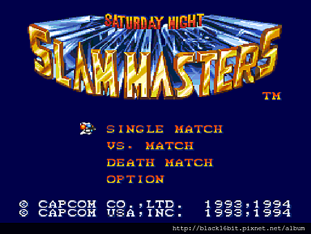 摔角霸王Saturday Night Slam Masters 015