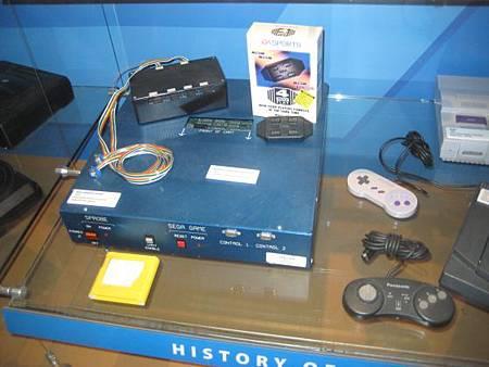 EA於1990製造的Genesis反向工程探測器