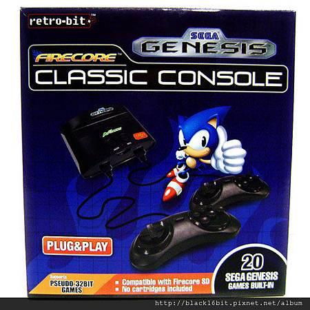 Sega Firecore