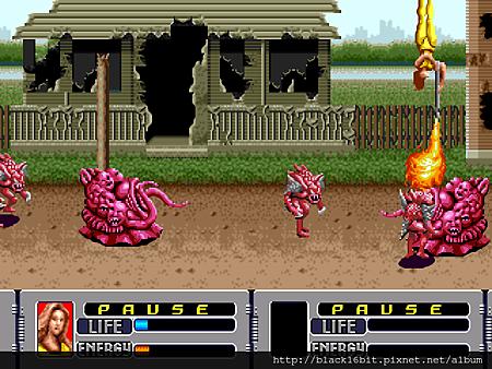 異形風暴Alien Storm (W)005