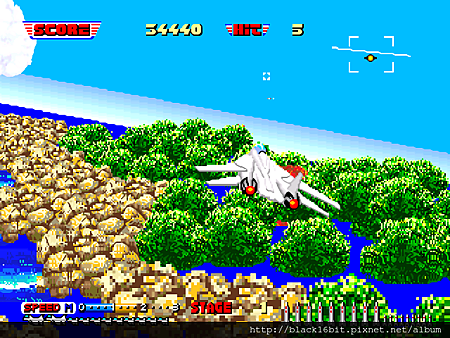 衝破火網After Burner Complete (32X)006