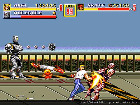 怒之鐵拳 2 Streets of Rage 2 039