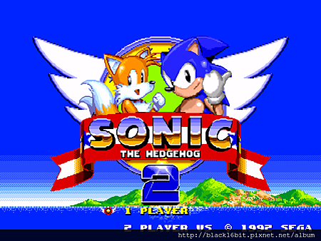 Sonic The Hedgehog 2 000
