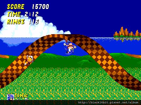 Sonic The Hedgehog 2 001
