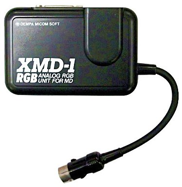 MD XMD-1 RGB輸出