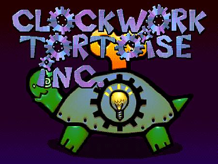 Clockwork tortoise logo