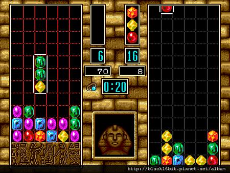 魔法寶石3 Columns III 037