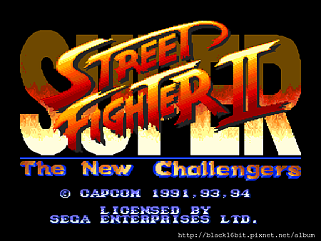 超級快打旋風2 Super Street Fighter II - The New Challengers 001.png