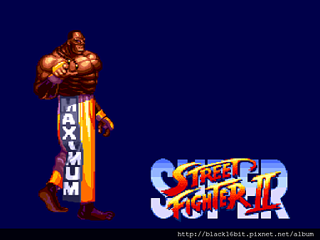 超級快打旋風2 Super Street Fighter II a014
