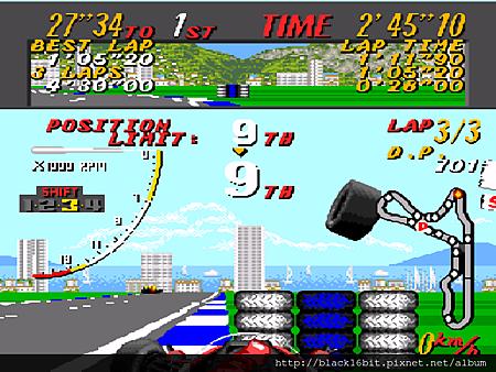 Super Monaco Grand Prix 超級摩納哥賽車 033
