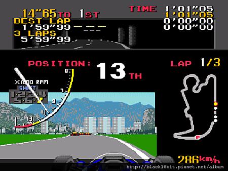 Ayrton Senna's Super Monaco GP II 超級摩納哥賽車2 011.png
