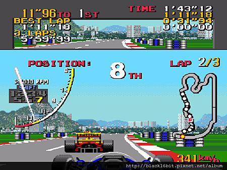 Ayrton Senna's Super Monaco GP II 超級摩納哥賽車2 013.png