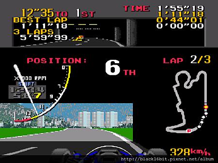 Ayrton Senna's Super Monaco GP II 超級摩納哥賽車2 014.png