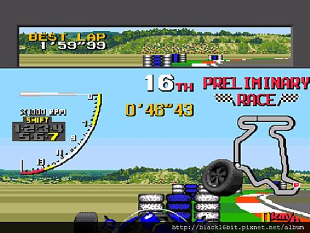 Ayrton Senna's Super Monaco GP II 超級摩納哥賽車2 044.png