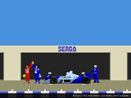 Ayrton Senna's Super Monaco GP II 超級摩納哥賽車2 052.png