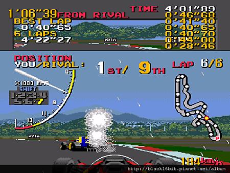 Ayrton Senna's Super Monaco GP II 超級摩納哥賽車2 076.png