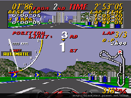 Super Monaco Grand Prix 超級摩納哥賽車 036