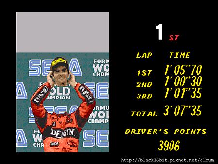 Super Monaco Grand Prix 超級摩納哥賽車 039