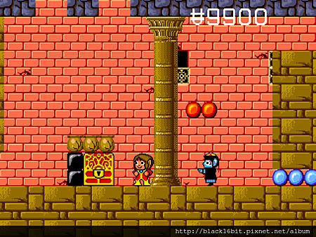 天空魔城 Alex Kidd in the Enchanted Castle 012