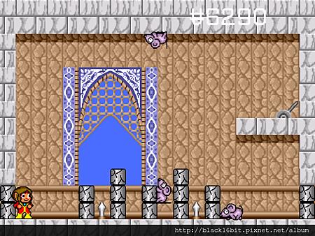 天空魔城 Alex Kidd in the Enchanted Castle 041