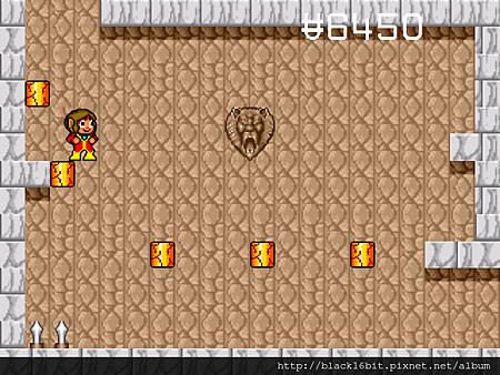 天空魔城 Alex Kidd in the Enchanted Castle 045