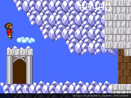 天空魔城 Alex Kidd in the Enchanted Castle 047