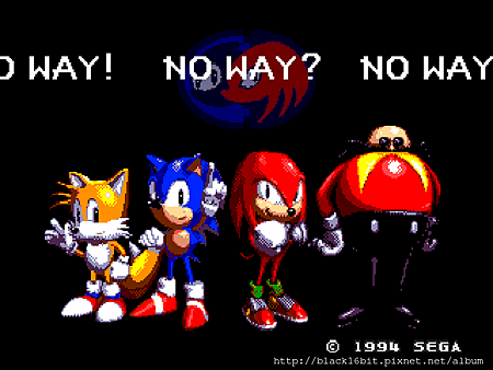 Sonic and Knuckles & Sonic 1 000
