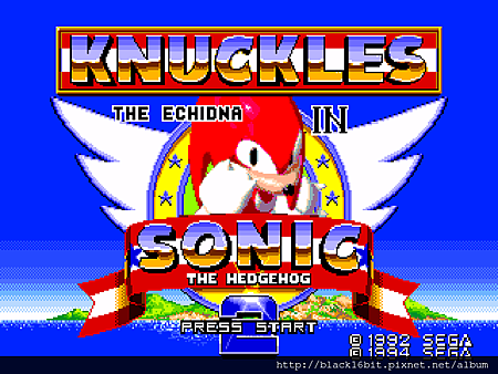 Sonic and Knuckles & Sonic 2 000