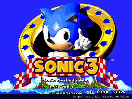 Sonic The Hedgehog 3 000