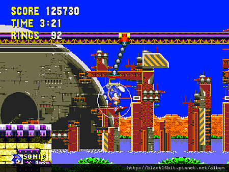 Sonic and Knuckles & Sonic 3 011