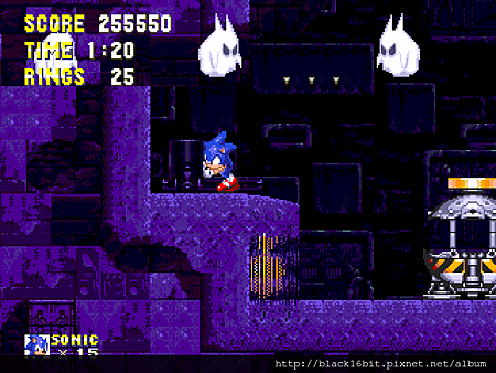 Sonic and Knuckles & Sonic 3 014